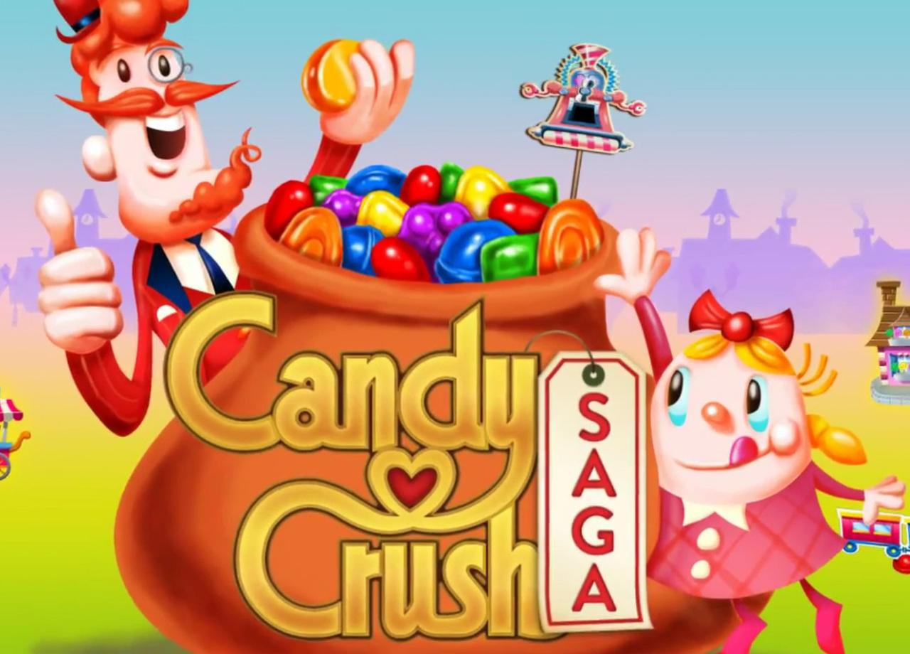 Candy Crush Saga e inca in putere