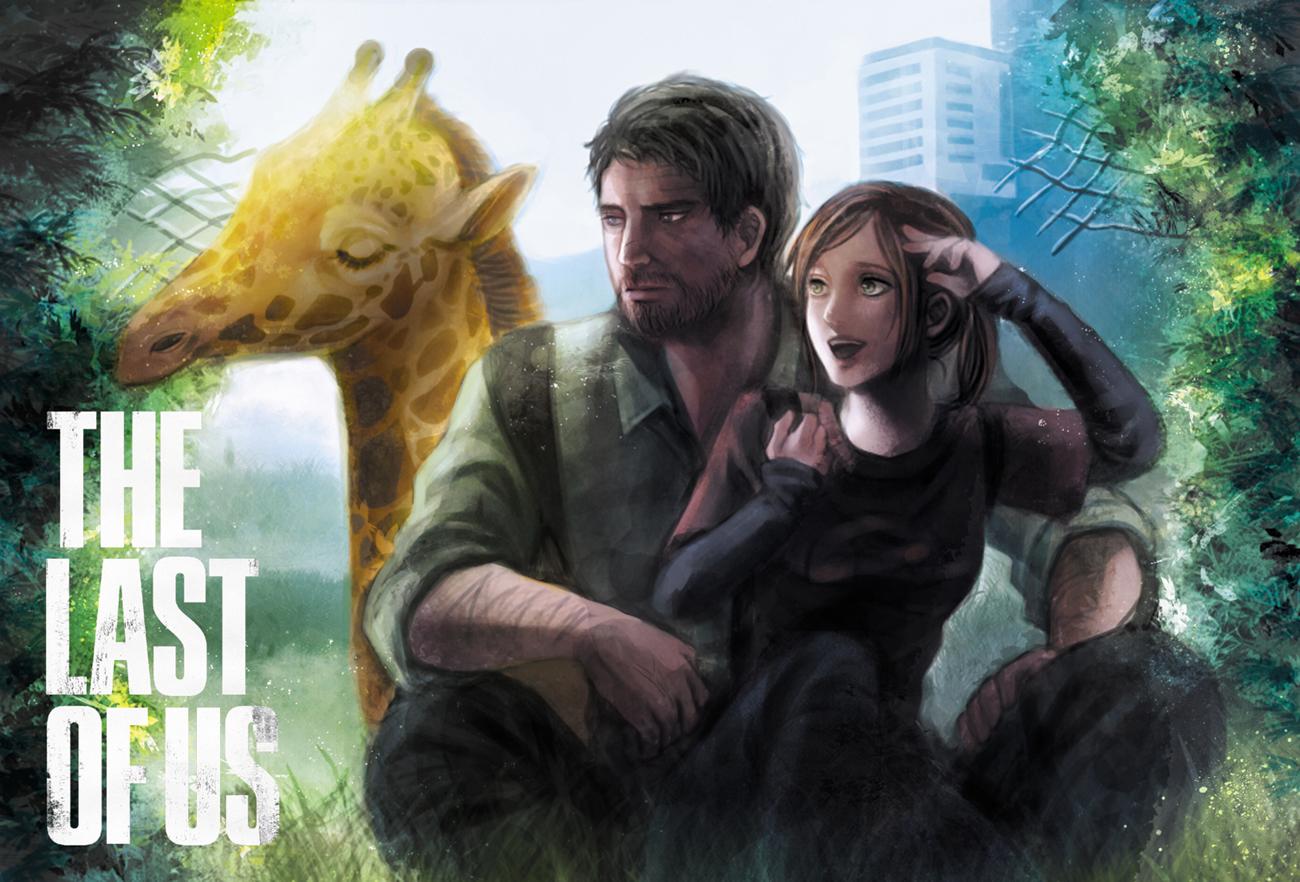 The Last of Us pentru Playstation 4
