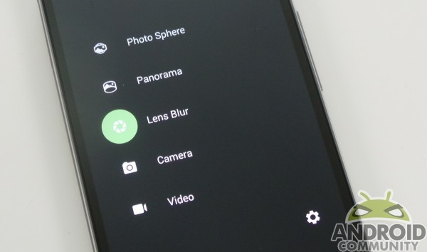 Google lanseaza Google Camera