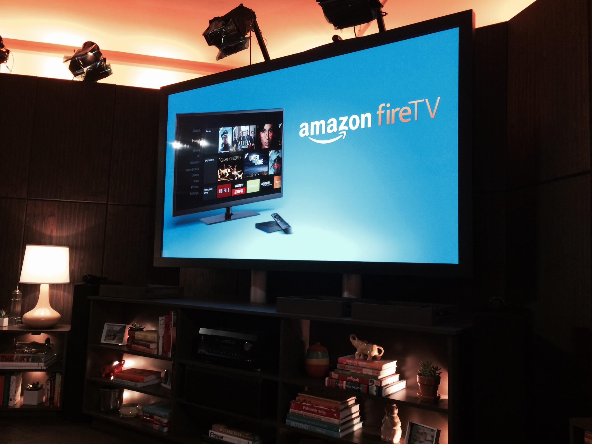 Amazon dezvaluie Amazon Fire TV