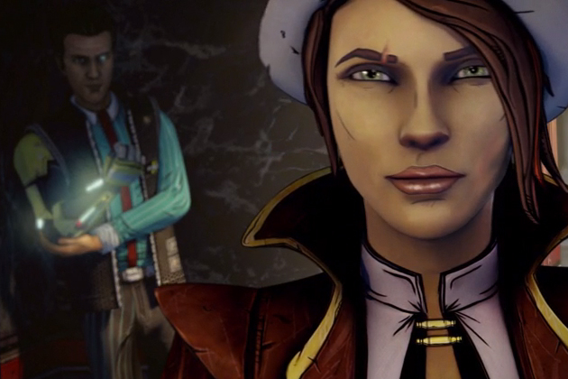 Povestea din Tales from the Borderlands