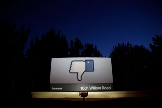 negativ retele sociale