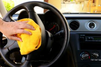 curatare interior masina