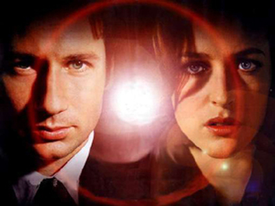 "Mistere ""X-Files"""