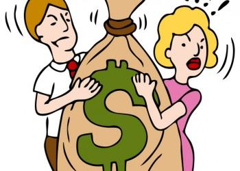 Banii si nefericirea