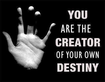 Crezi in destin sau in munca adevarata?