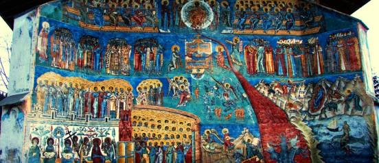 Secretele manastirilor din Bucovina