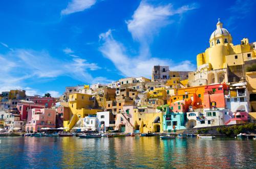 Vizita in orasele colorate ale lumii