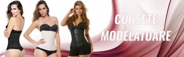 Mizeaza pe corsete modelatoare de calitate pentru subtierea eficienta a taliei