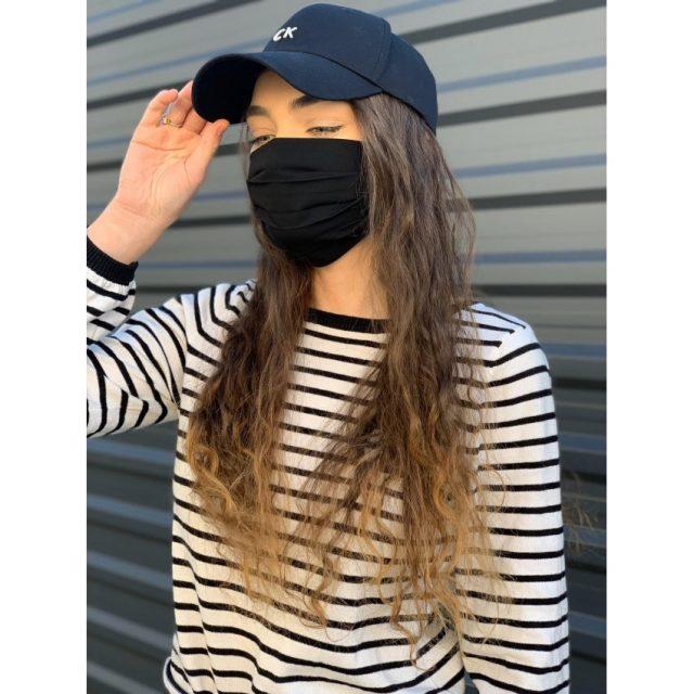 Cauti masti? Imbina utilul cu placutul cu mastile fashion de la Ramona Badescu Exclusive